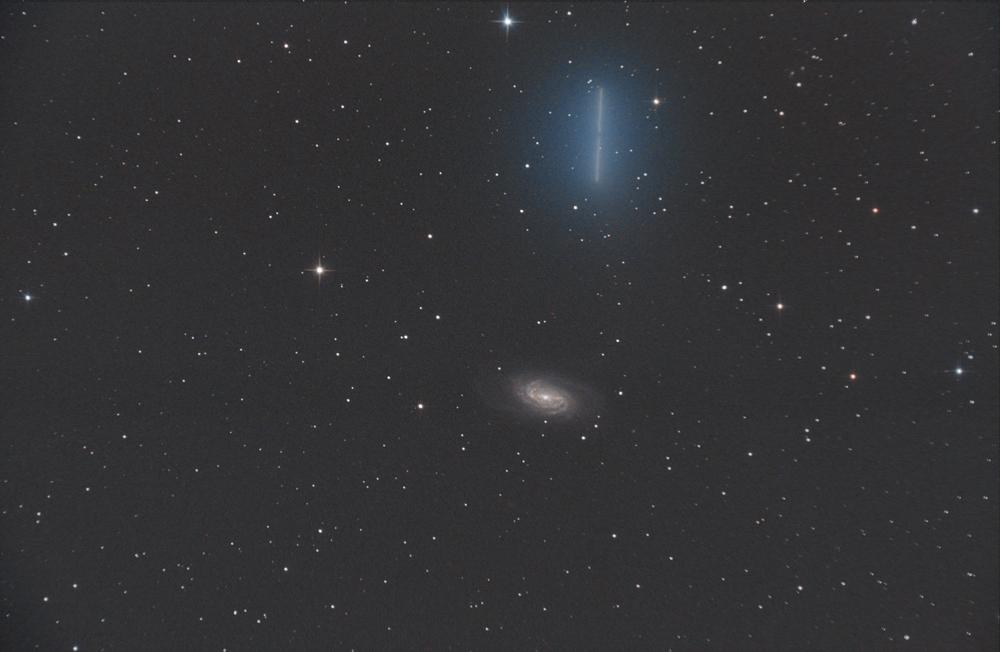 comète iwamoto
