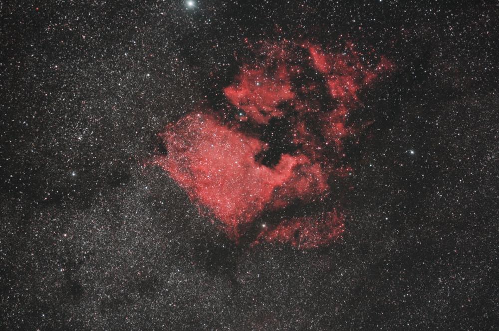 image du ciel profond au 200/800